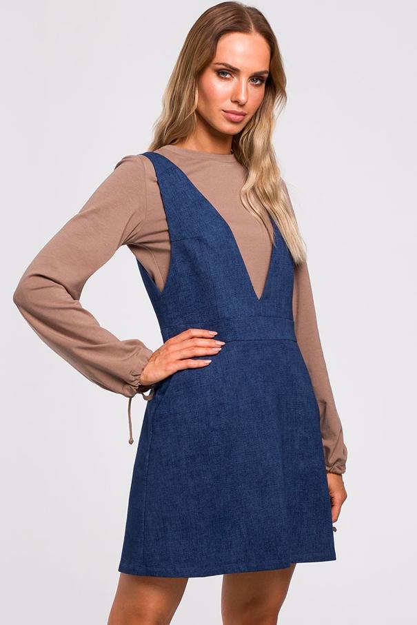 šaty vhodné na jeseň