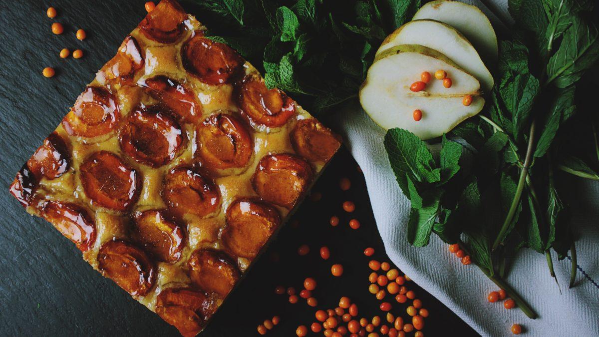 Recept na hruškový koláč ako od starej mamy