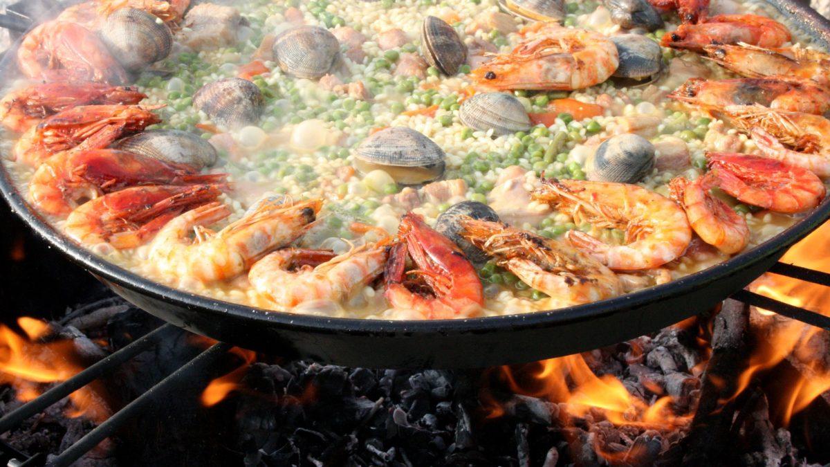 Španielske menu