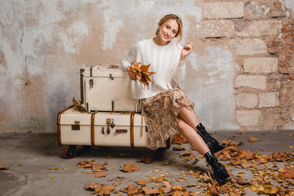 Jesenné inšpirácie na dokonalý outfit do práce, jeseň 2021, najštýlovejšie outfity tejto jesene.